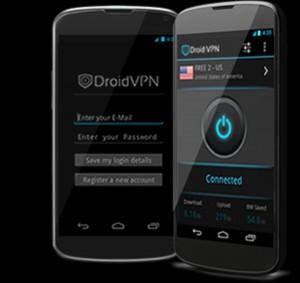 Cuenta Premium droidvpn