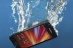 celular mojado