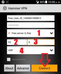 Nuevo método internet gratis