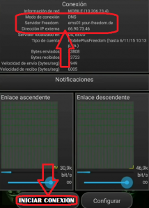 Internet gratis en Android Entel-Bolivia