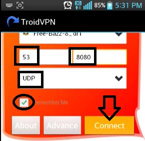 Internet gratis android noviembre