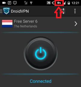 Internet gratis ilimitado Droid vpn