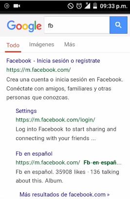 Opera Mini Next configuración Marzo 2018 Tigo Guatemala