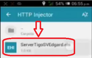 Http Injector SV