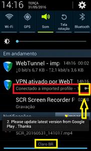 Web Tunnel Brasil