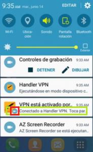 Handler VPN Junio