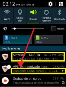 Slow DNS Junio 2016