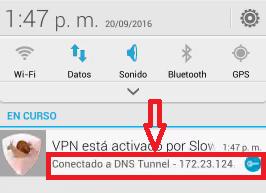 Slow dns 3G Movistar