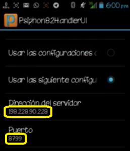 Psiphon82 Claro full