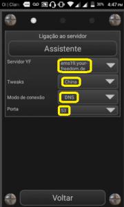 Internet OI Brasil gratis