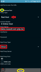 Internet nuevo VPN Unefon gratis full