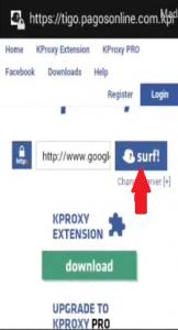 YouTube e internet full gratis Tigo