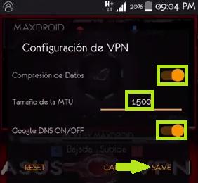 Conexión libre android Lte método ilimitado en AT&T-Movistar