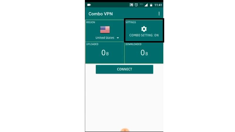 combo vpn app