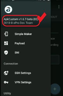 Custom Beta datos libres ilimitados