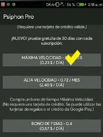 Datos Claro 4G libres