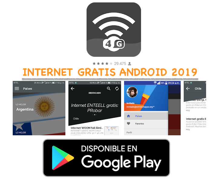 descargar app internet gratis android 2019 app